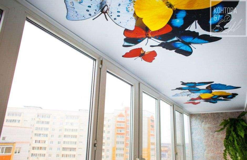 Рославль натяжные потолки