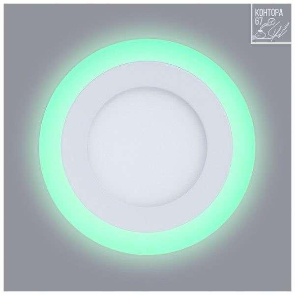 svetodiodnyj svetilnik lpl 6w3w 3