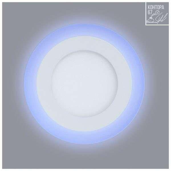 svetodiodnyj svetilnik lpl 6w3w 6